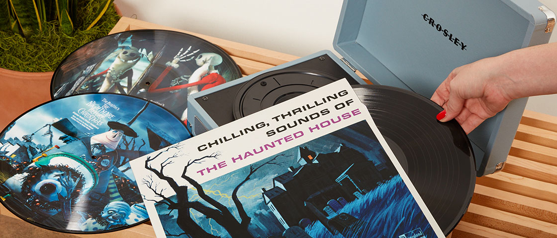 The Right Music Can Turn Any Home Into a Haunted House