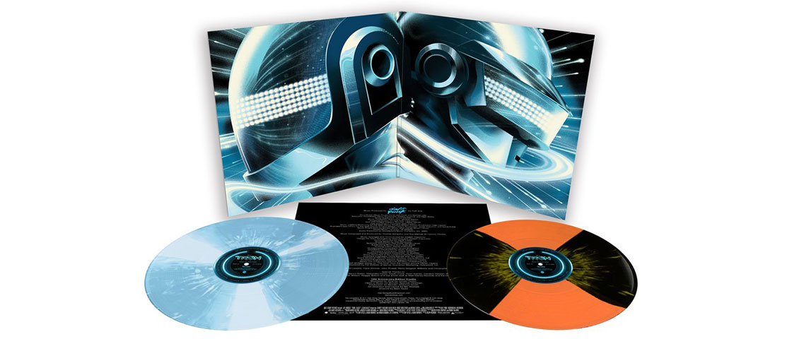 Celebrating Ten Years Inside the Grid with a Tron: Legacy Anniversary Vinyl